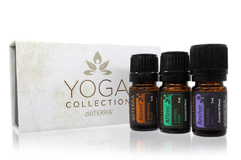 Yoga Essential Oils Kit