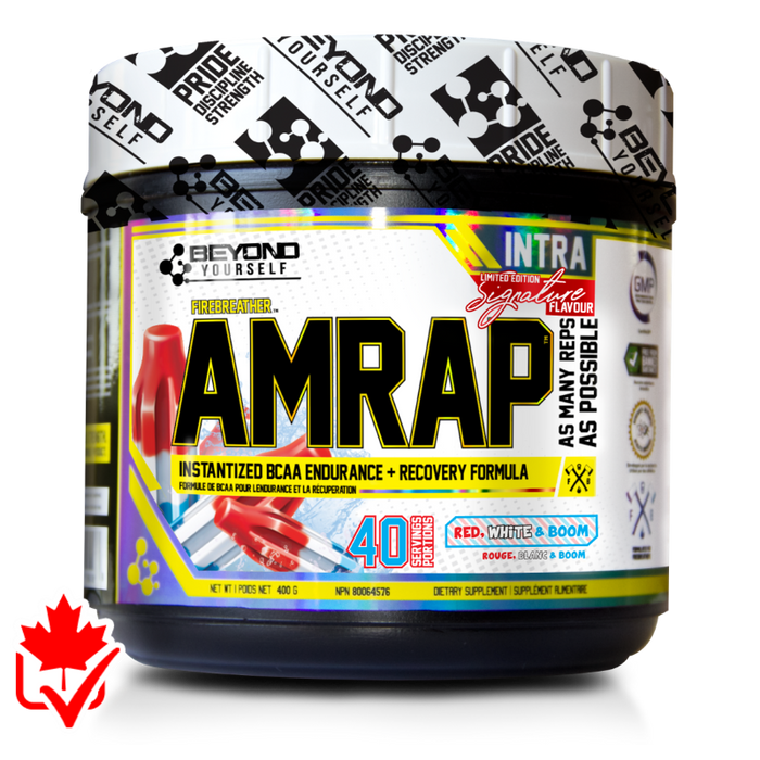Beyond Yourself AMRAP 40 Servings