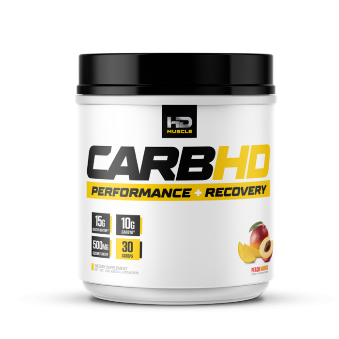 HD Muscle CarbHD 30 Servings