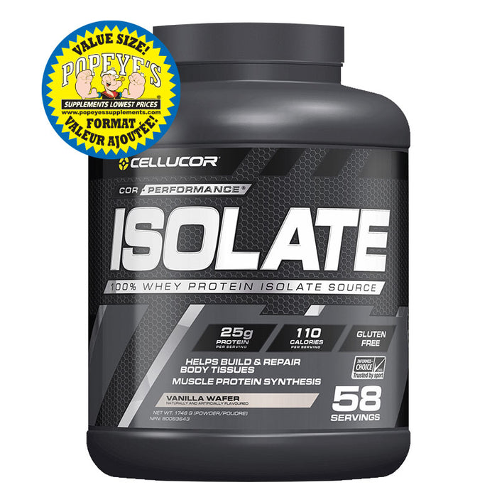 Cellucor Isolate 3.89lb