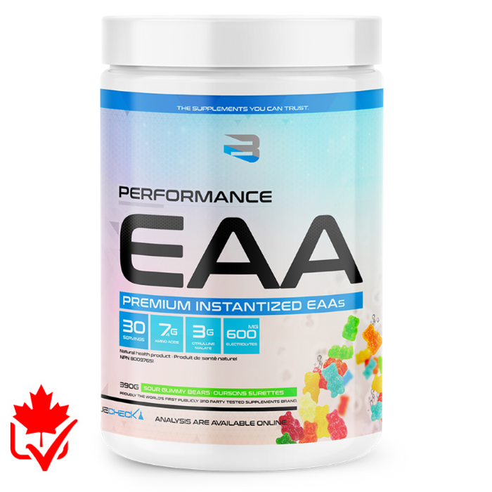 Believe Performance EAA 30 Servings