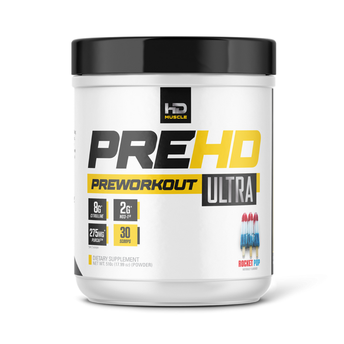 HD Muscle PreHD Ultra 30 Servings