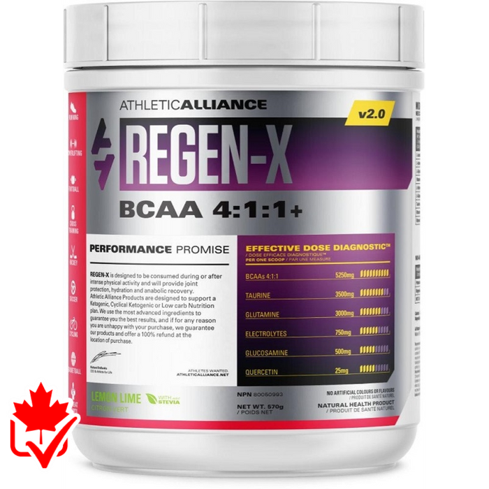 Athletic Alliance Regen-X 30 Servings