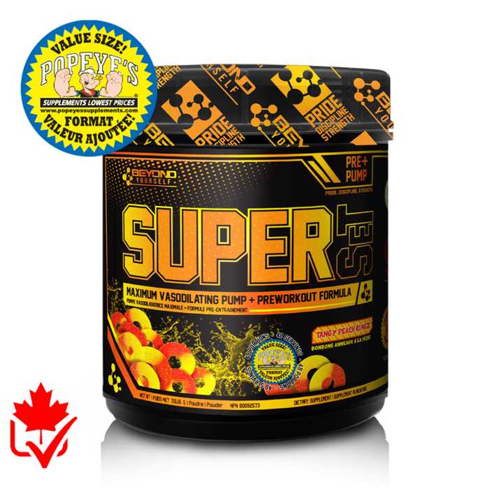 Beyond Yourself SuperSet 48 Servings