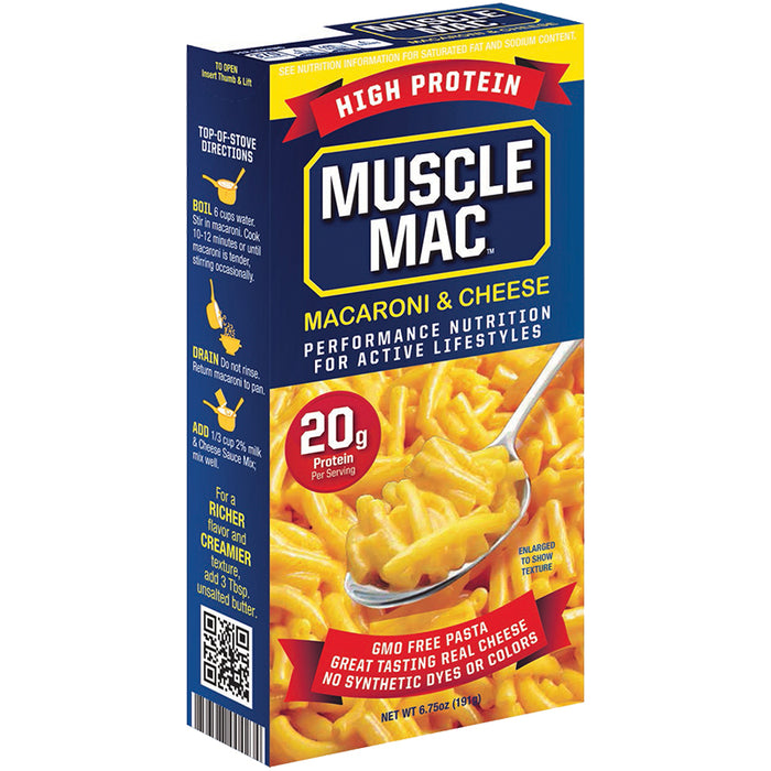 Muscle Mac Macoroni & Cheese 191g