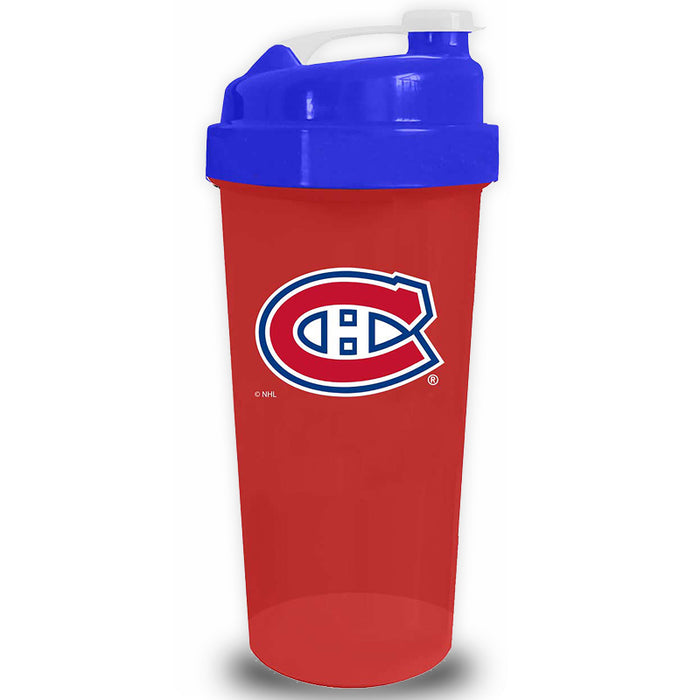 NHL Full Size Shaker 800ml Montreal Canadiens