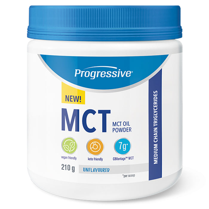 Progressive MCT Oil 210g Unflavored