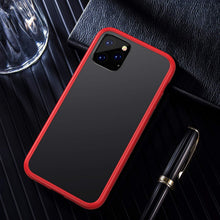 Load image into Gallery viewer, TORRAS Shockproof iPhone 11 Pro Case Translucent Matte Hard PC & Soft TPU Bumper, Anti-Scratch - TORRAS