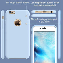 Load image into Gallery viewer, TORRAS Love Series iPhone 6S Plus/iPhone 6 Plus Case, Liquid Silicone Rubber Gel Case - TORRAS