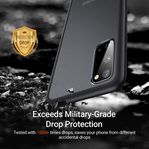 TORRAS Shockproof Designed for Samsung Galaxy S20 Case 6.2 Inch, [Military Grade Drop Tested] - TORRAS