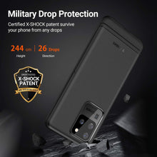 Load image into Gallery viewer, TORRAS Defender Designed for Samsung Galaxy S20 Ultra Case 6.9 inch, Military Drop Protection case - TORRAS