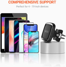 Load image into Gallery viewer, Magnetic Phone Car Mount, Anti-Shake Air Vent Cell Phone Holder Stand - TORRAS