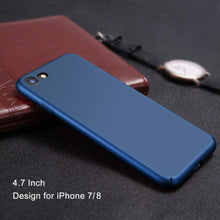 Load image into Gallery viewer, TORRAS Slim Fit iPhone 7/iPhone 8/iPhone SE Case 2020, Full Protective Anti-Scratch Resistant Case - TORRAS