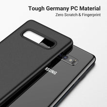 Load image into Gallery viewer, TORRAS Slim Fit Galaxy S10 Case, Ultra Thin Hard Plastic Full Protection Matte Finish Grip - TORRAS