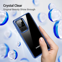 Load image into Gallery viewer, TORRAS Crystal Clear Designed for Samsung Galaxy S20 Ultra Case, [Anti-Yellowing] Soft Shockproof - TORRAS