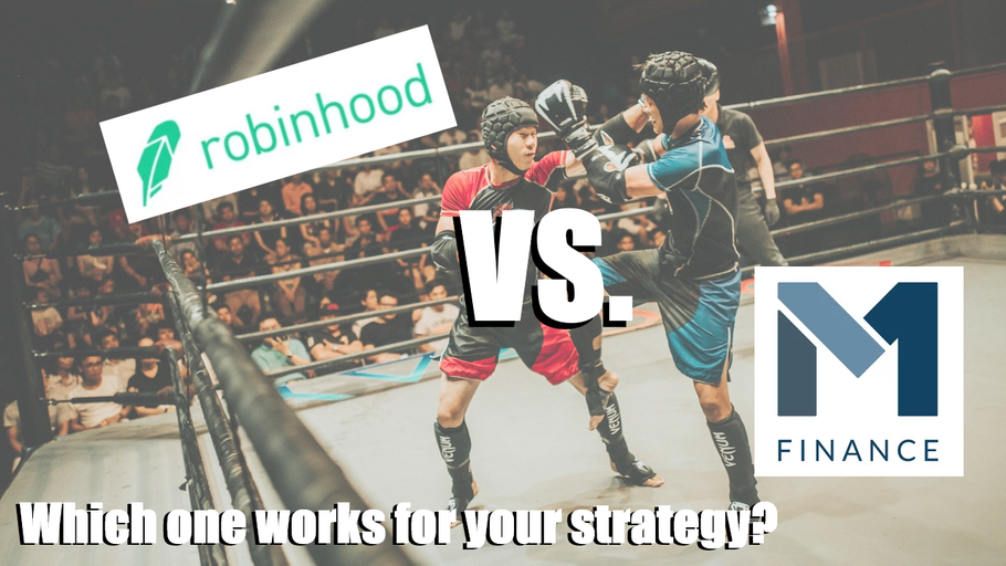 M1 Finance vs. Robinhood | Which Works Better for your Investing Strategy?