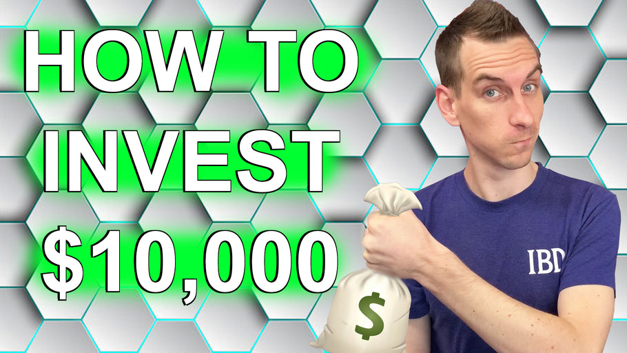 How To Invest $10,000 In The Stock Market For Passive Income