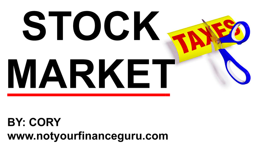 Stock Market Taxes - What You Need To Know