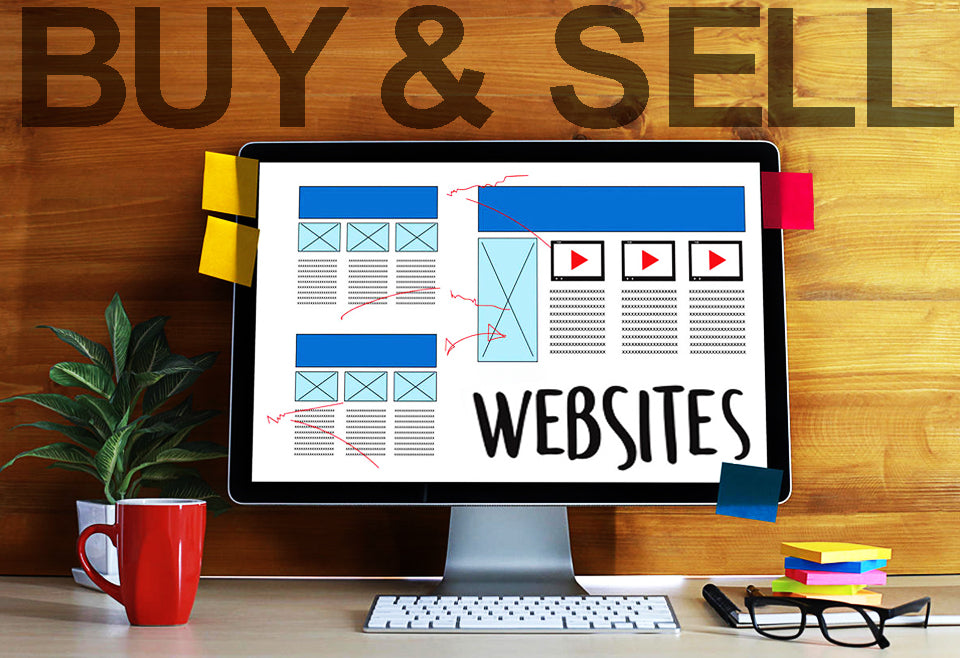 How To Buy & Sell Websites