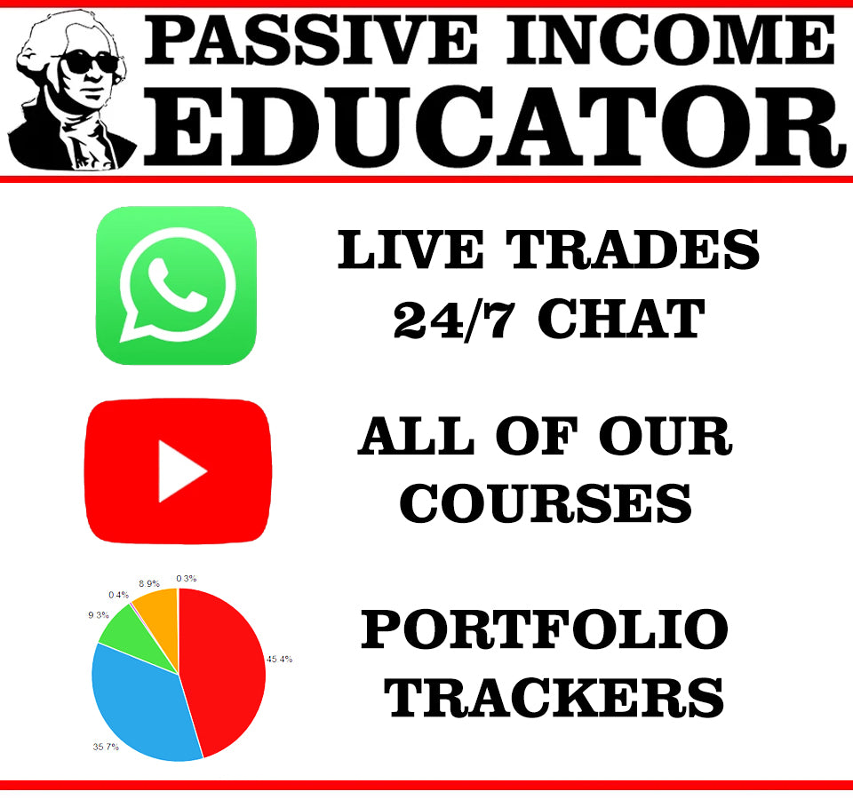 Life Time Access To The Passive Income Educators