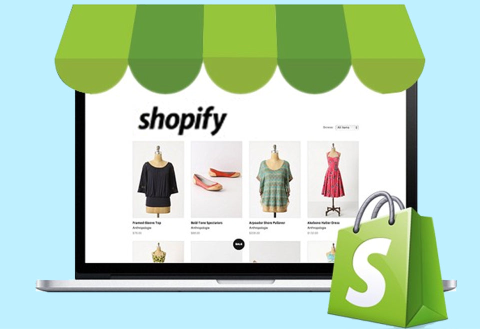 How To Make A Shopify Website