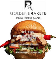 Bowls, Burger & Salads - Goldene Rakete Online Shop