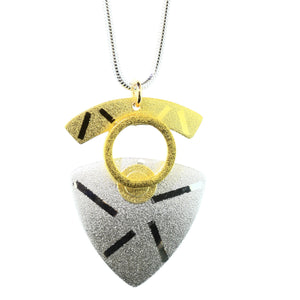 Medium Triangle Necklaces