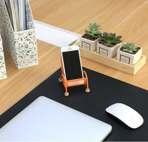 Beach Chair Phone Stand
