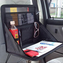 Load image into Gallery viewer, Car Foldable Work Desk Organizer