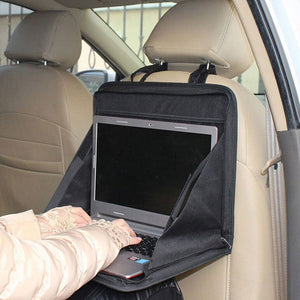 Car Foldable Work Desk Organizer