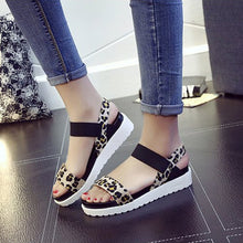 Load image into Gallery viewer, Women Fashion Summer Sandals Fashion Footwear