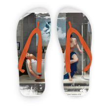 Load image into Gallery viewer, Bathtime Adult Flip Flops