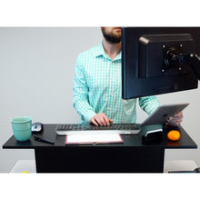 Load image into Gallery viewer, Miracle Desk Portable Black