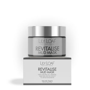Revitalise Mud Mask-Organic