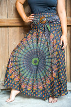 Load image into Gallery viewer, Boho Skirt, Hippie Skirl, Gypsy Skirt