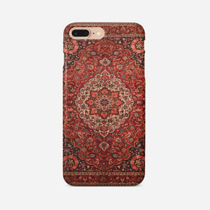 iPhone 8 Plus Case Persian Rug iPhone X Case