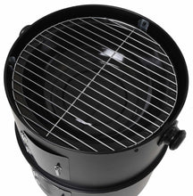 Load image into Gallery viewer, Zenvida Charcoal Grill & Smoker 14 Inch Vertical BBQ Cooker