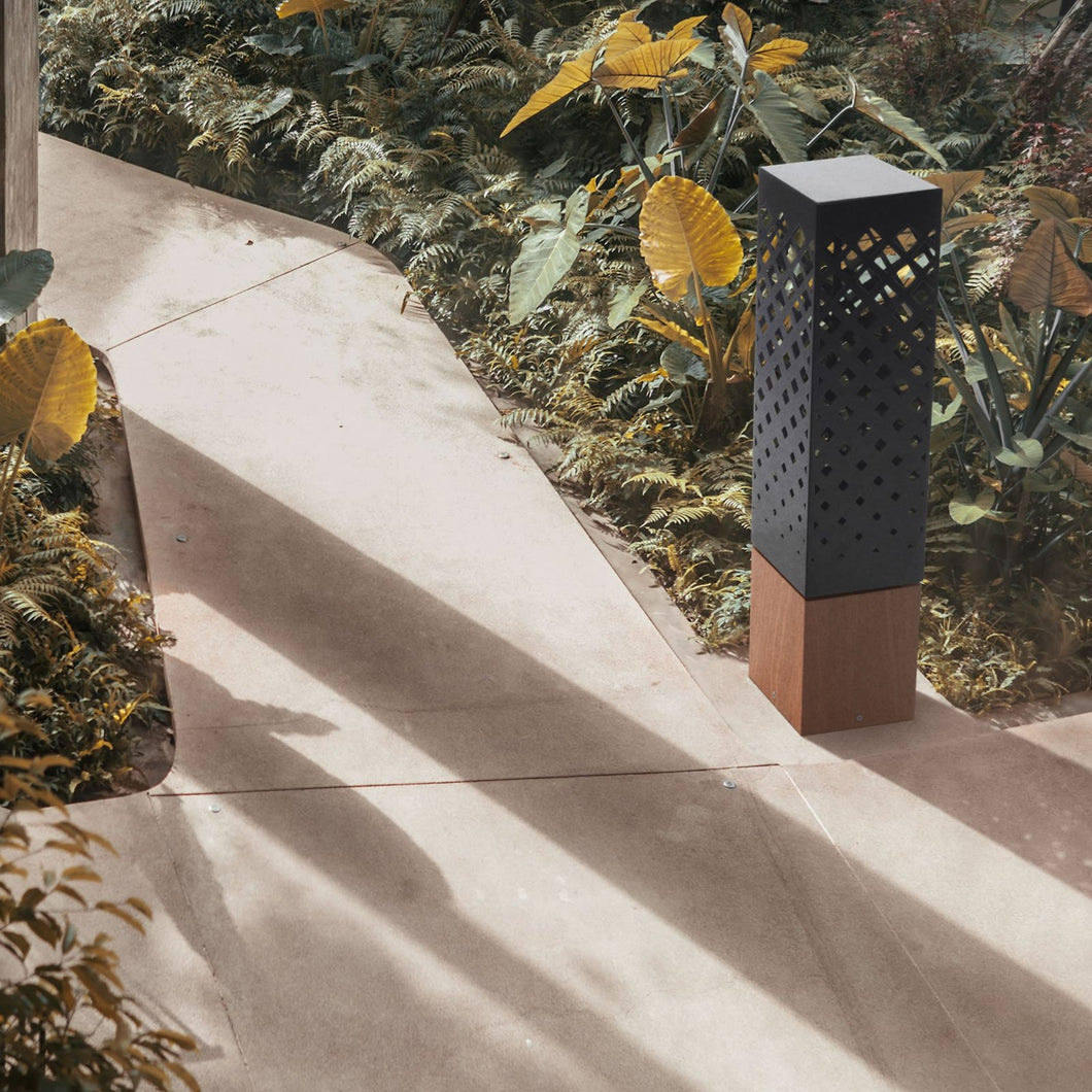 Zenvida Bollard Landscape LED 1 Light 26
