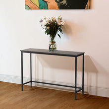 Load image into Gallery viewer, Zenvida Sofa Console Table For Hallway Entryway Living Room