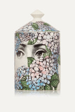 Load image into Gallery viewer, Fornasetti Scented Ortensia Candle