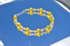 Butterball Necklace