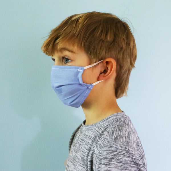 Washable Childrens Pedestrian Mask, Pack of 1000, Bulk Pricing