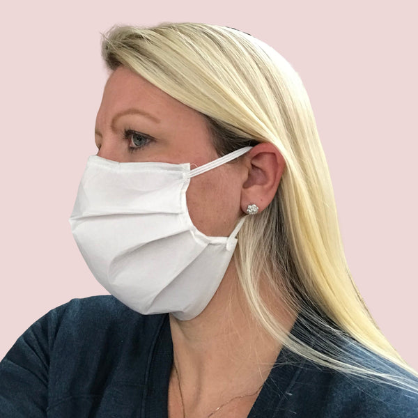 Disposable Isolation Mask, Sold in packs of 100
