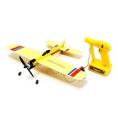 Assembly Electric Wire Control Aircraft DIY Model Plane Toys - NorCal Cyber Sales