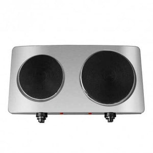 1800W Double Hot Plate Electric Countertop Burner