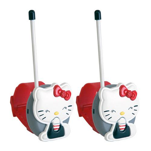 Hello Kitty Walkie Talkie Set - NorCal Cyber Sales