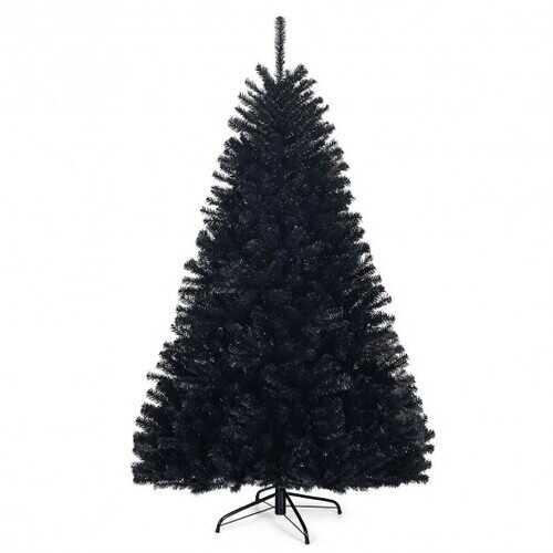 6Ft Hinged Artificial Halloween Christmas Tree - NorCal Cyber Sales