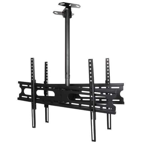 "MegaMounts Tilt and Swivel Ceiling Mount for two 37""- 70""  LCD, LED, and Plasma Screens - NorCal Cyber Sales"