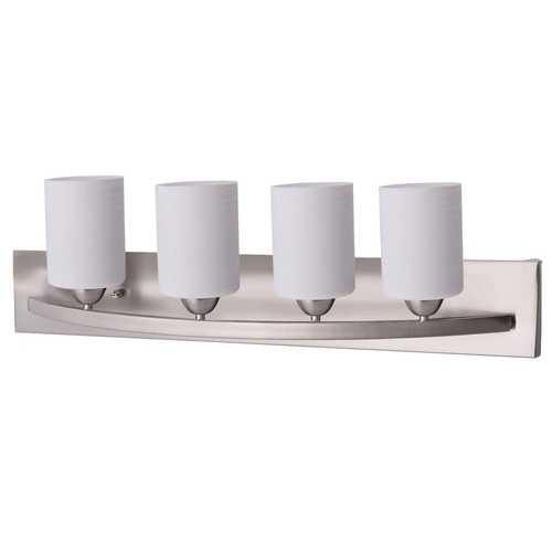 4-Light Modern Wall Sconce Lamp Fixture - NorCal Cyber Sales