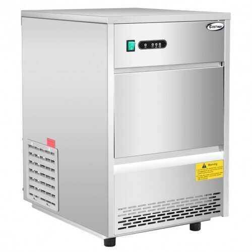 Automatic Ice Maker Machine w/ 70lbs/24h Productivity - NorCal Cyber Sales
